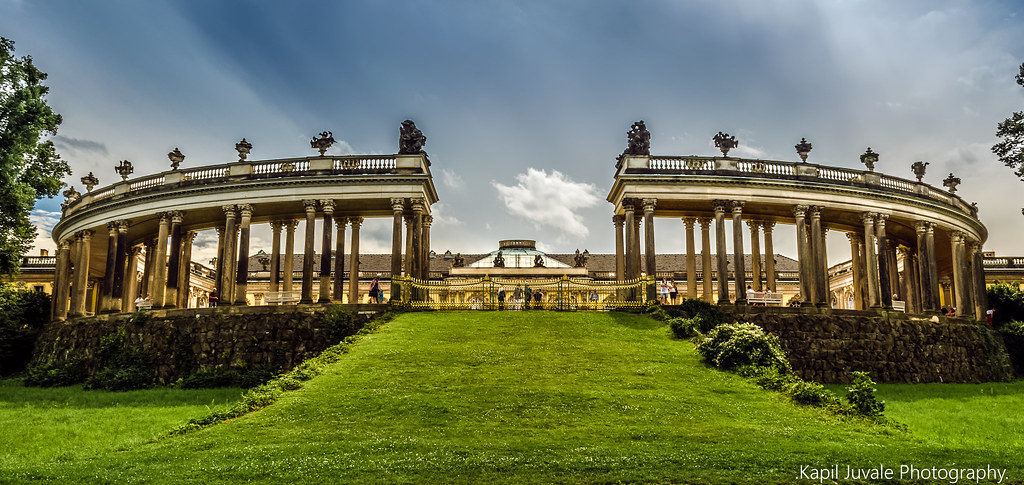 sanssouci potsdam germany kapil juvale flickr. Black Bedroom Furniture Sets. Home Design Ideas