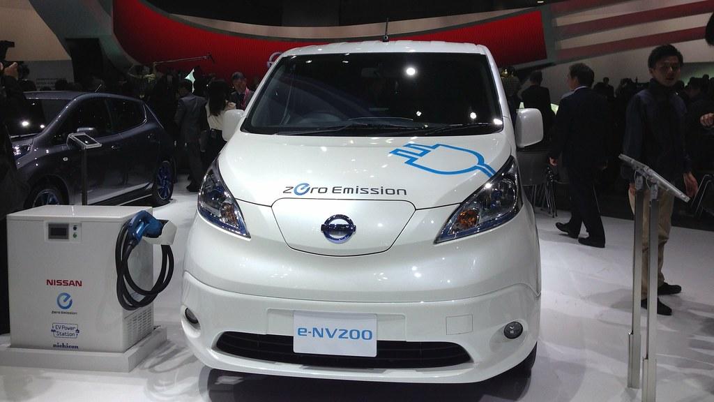 E nv200 nissan motor co ltd flickr for Nissan motor co ltd