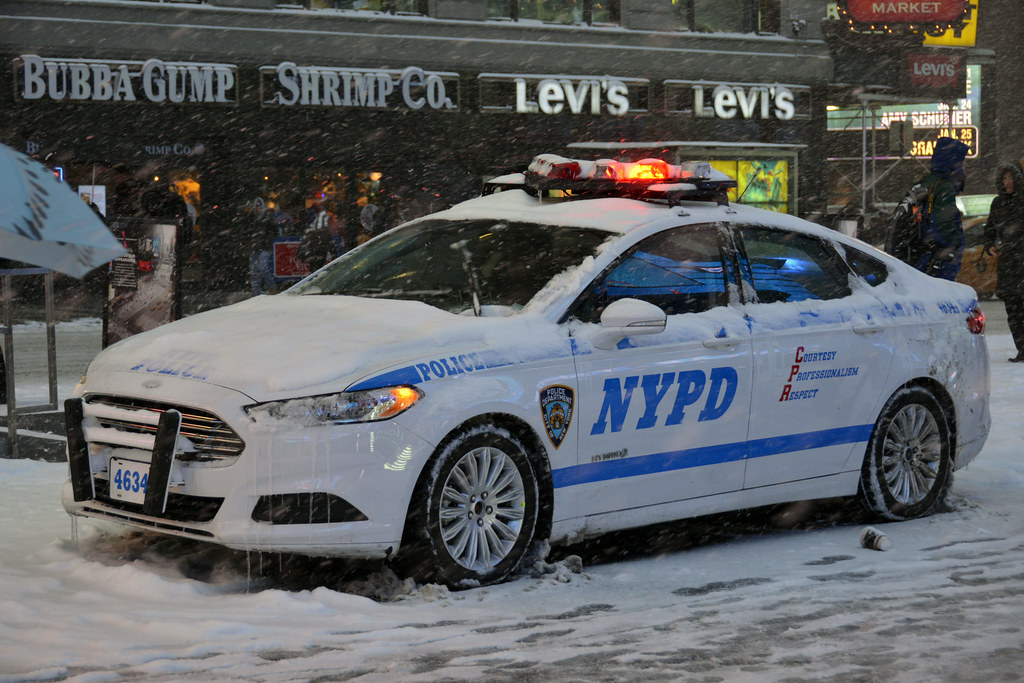 picture of new nypd 2013 ford fusion car 4634 13 belongi flickr. Black Bedroom Furniture Sets. Home Design Ideas