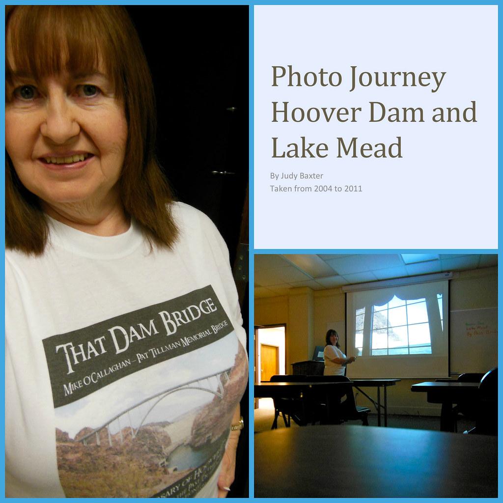 Presentation of Hoover Dam