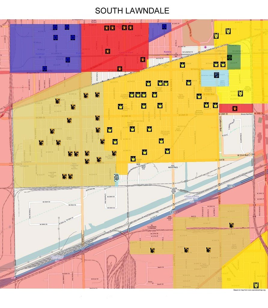 map of gangs in chicago with 15753279114 on What Color Do Bloods Wear in addition 15753279114 also Black Ghetto likewise Hidta also Watch.