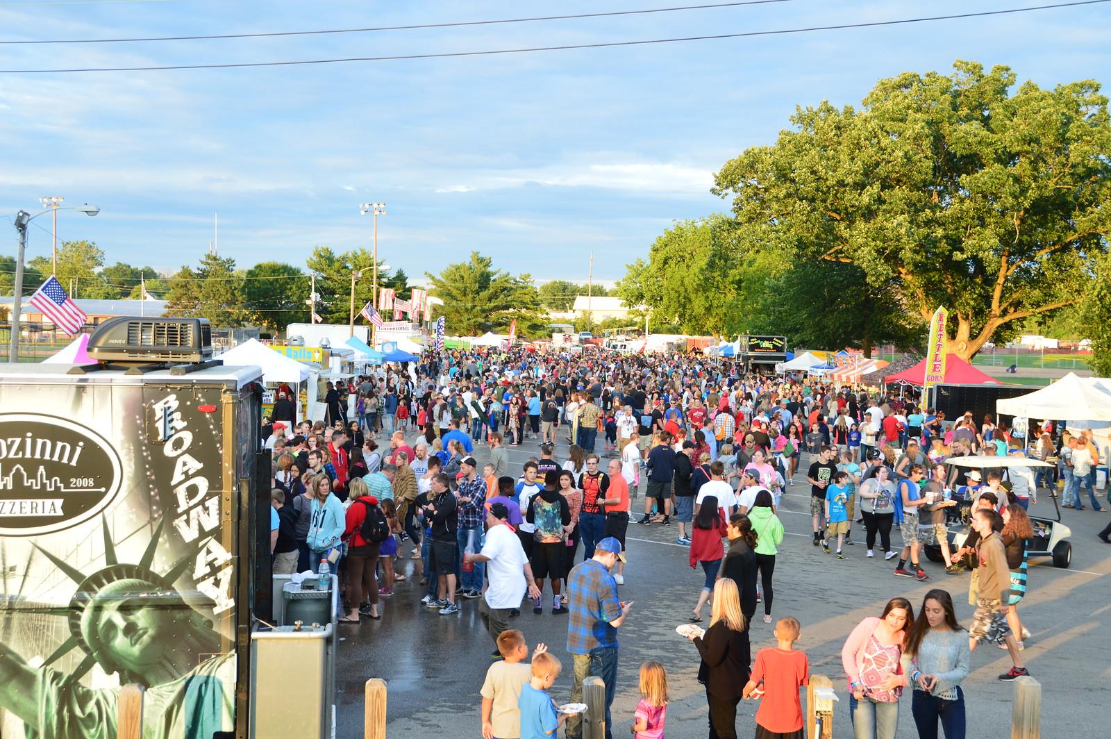 Greenwood Indiana Freedom Festival