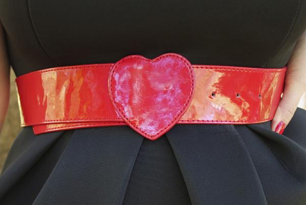 heart belt