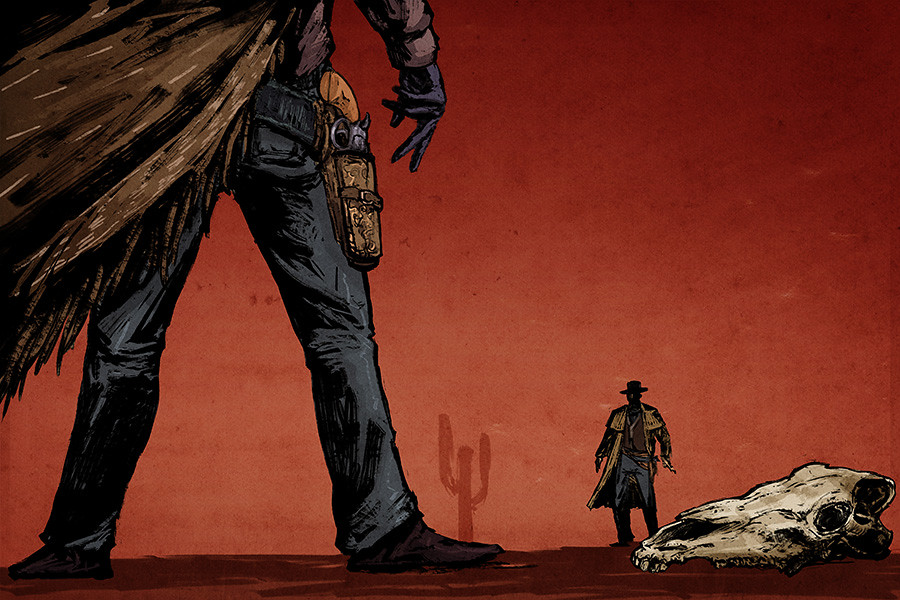 The Gallery For Gt Western Cowboy Wallpaper