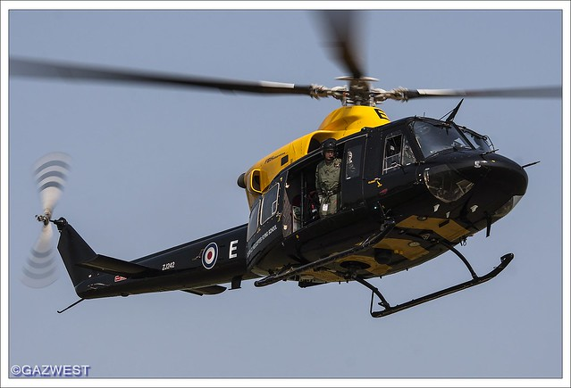 BELL 412EP GRIFFIN HT1 ZJ242 E