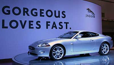 J Jaguar Gorgeous A Beautiful Jaguar Sports Car With One O