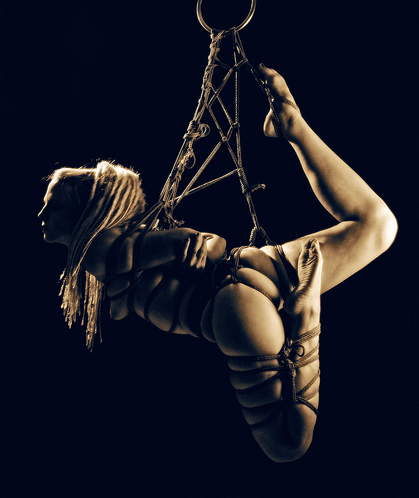 Shibari by Rope Studies XVI   Greek Shibari Team