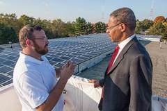 Solar Power Helps Bloomfield Business Grow Greener