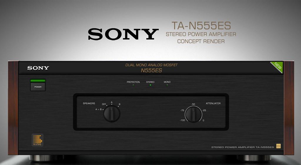 sony es ta n555es render mastercontrolmedia flickr. Black Bedroom Furniture Sets. Home Design Ideas