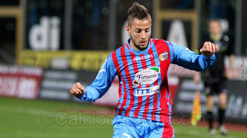 Francesco Fedato, rossazzurro dal gennaio al giugno 2014