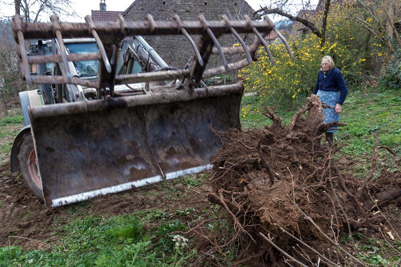 Preparing The Soil For The Vegetable Garden Preparing The Flickr