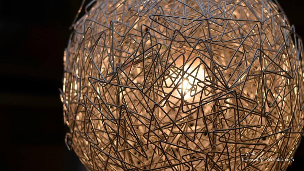 ball of wire take a close look it 39 s a cool construction. Black Bedroom Furniture Sets. Home Design Ideas