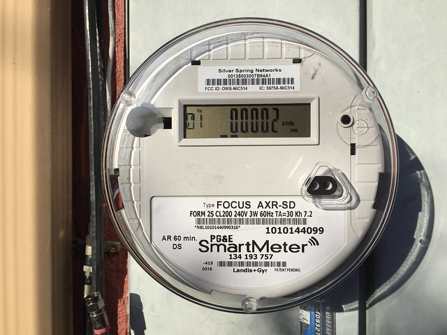 Replaced SmartMeter