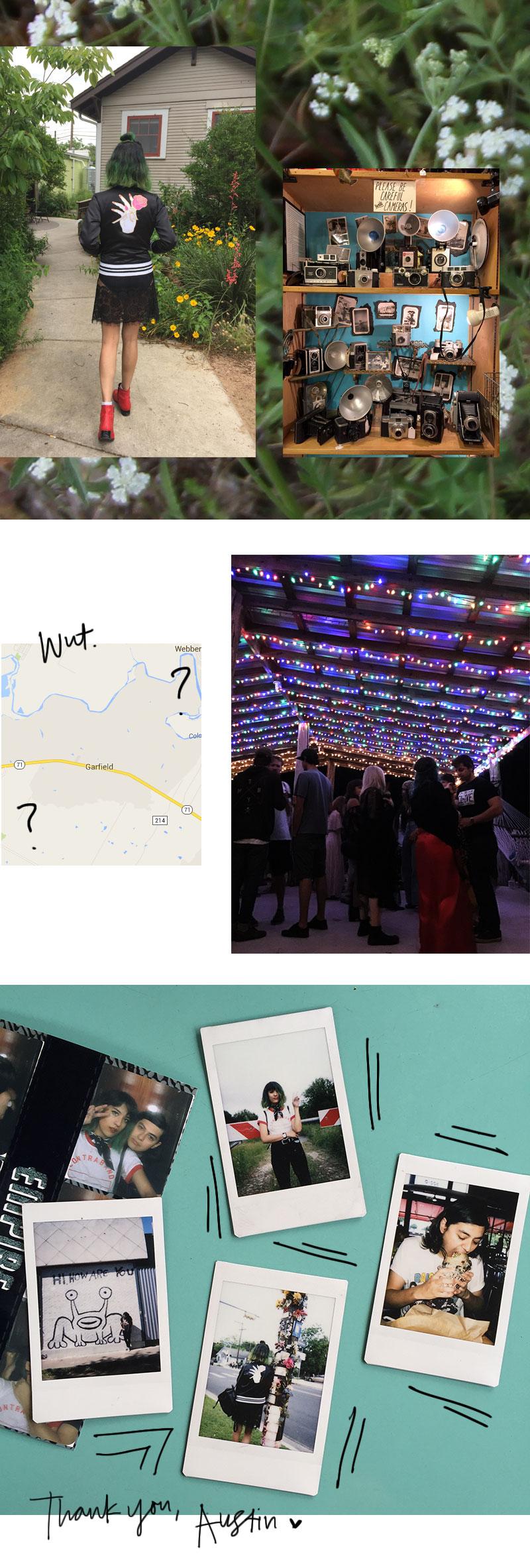 Austin TX photo diary