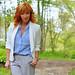 Over 40 fashion blogger Debbie - Fashion Fairy Dust