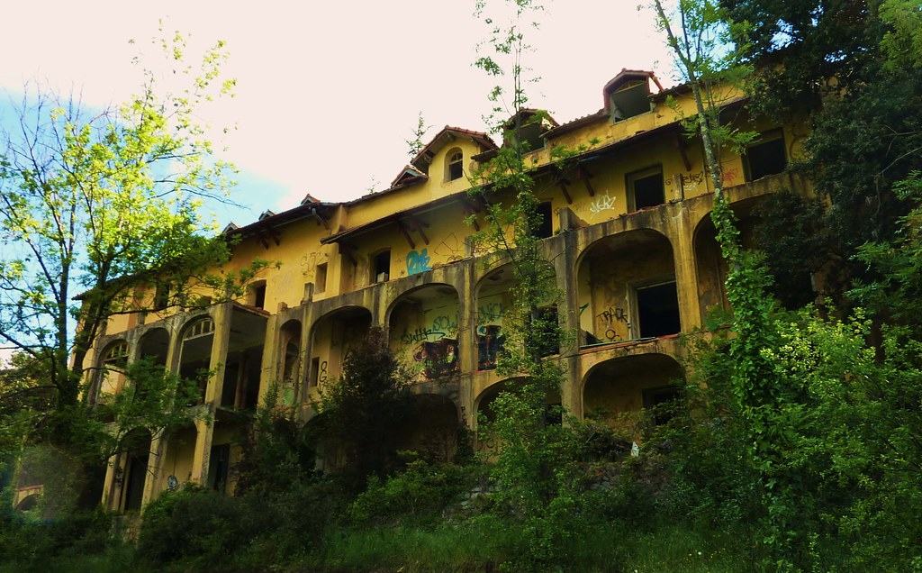 hotel alexandra vernet les bains thierry llansades flickr