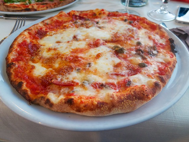 Where To Find A Really Tasty Pizza In Rome?