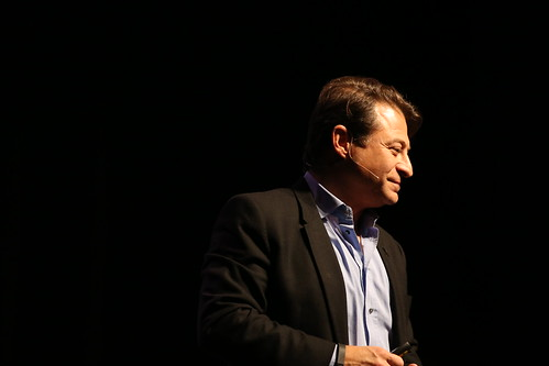 Peter Diamandis in Carré | by Punkmedia.nl