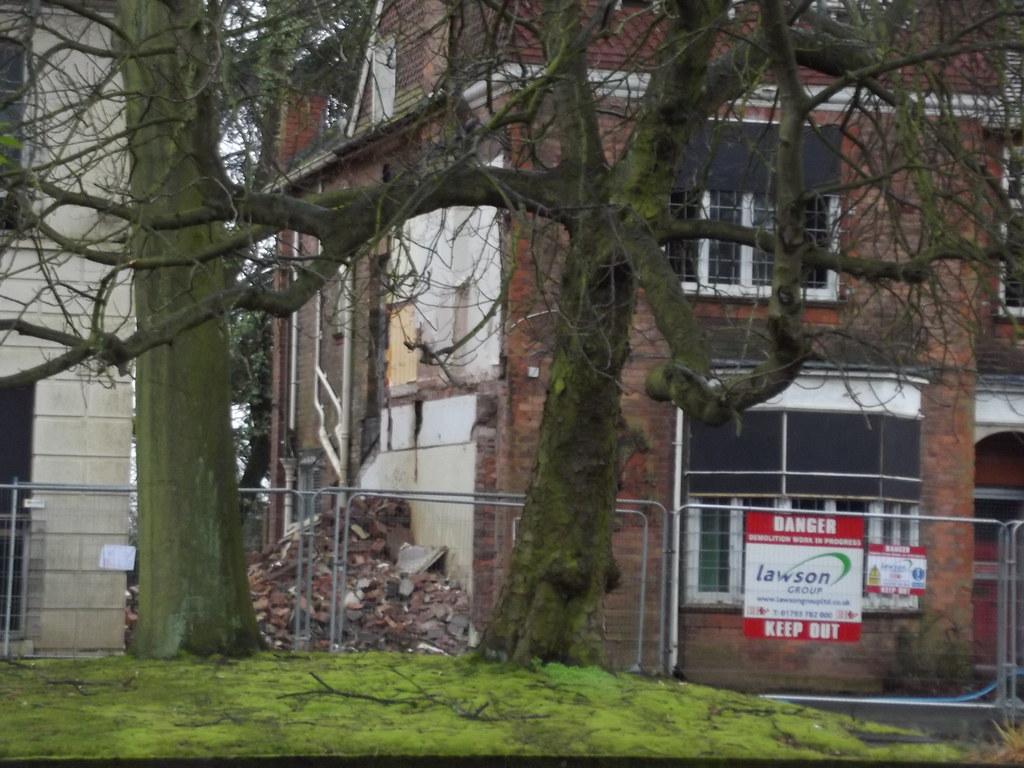 Former Old Royal School For The Deaf Church Road Edgbas