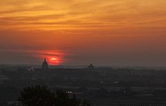 Sunrise in Washington D.C. 2014