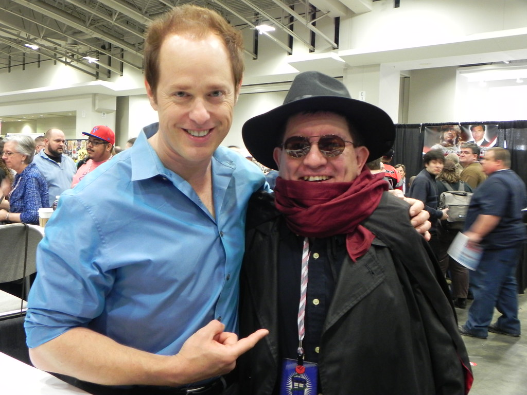 Raphael Sbarge Star Trek Voyager and Once Upon a Time | Flickr Raphael Sbarge Star Trek