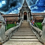 Temple of Lampang's Great Buddha Relic