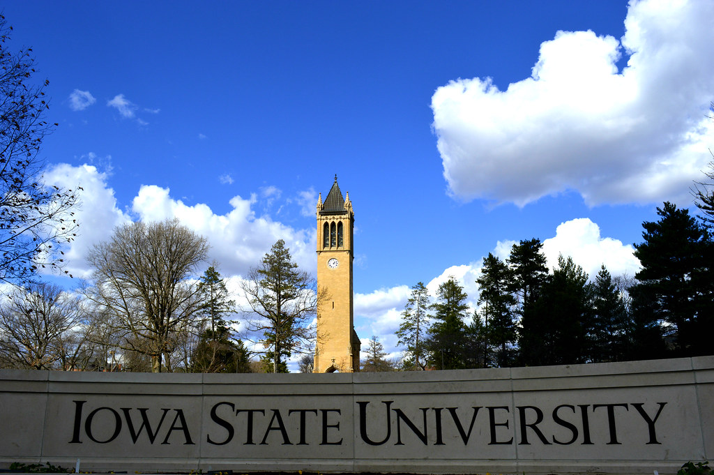 Iowa State University Cover Letter