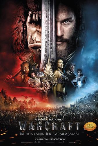 Warcraft: İki Dünyanın İlk Karşılaşması (2016)
