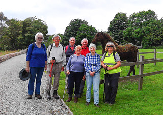 Lostithiel U3A Walking Group 14th June 2016