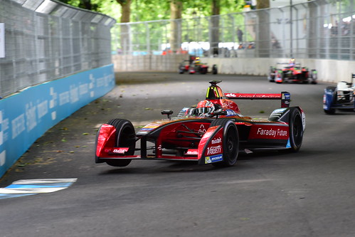 Loïc Duval, Dragon Racing, FIA Formula E Championship, London 2016