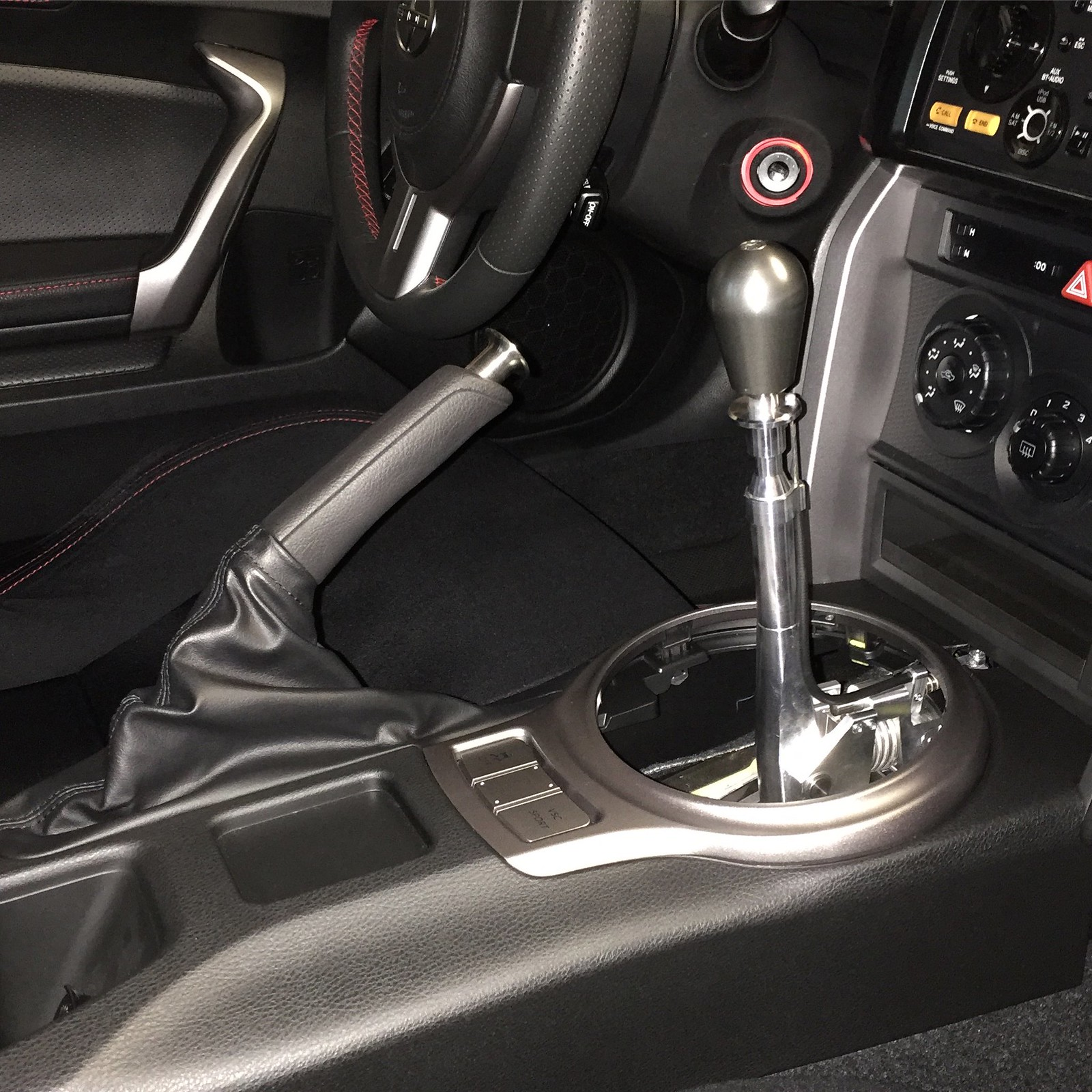 CAE Ultra Shifter install    - Page 5 - Scion FR-S Forum | Subaru BRZ