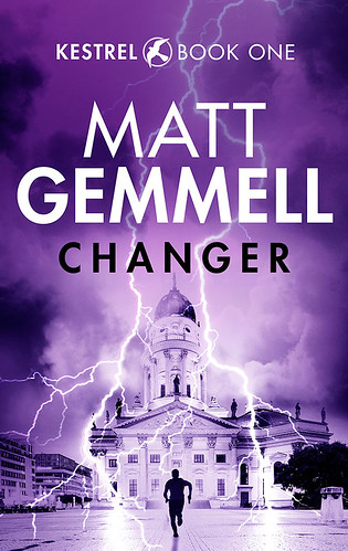 CHANGER book cover