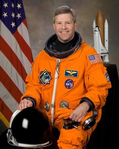 Astronaut Stephen N. Frick, STS-122 commander, NASA photo (9 July 2007) 9801680906_fc04c2e78f.jpg