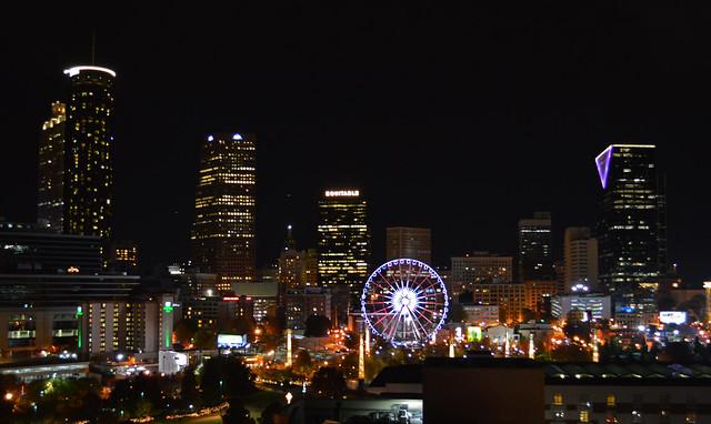 Downtown Atlanta Skyline  Flickr  Photo Sharing