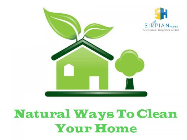 Natural Ways Natural Ways To Clean Your Home