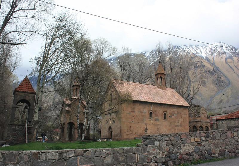 Казбеги Грузия