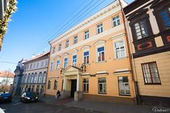 Дворец Поцеев, Завишей и Гурецких (Pociejų, Zavišų ir Gureckių rūmai)
