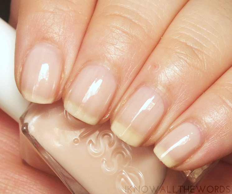Essie Gel Couture Nail Polish Fairy Tailor | Hession Hairdressing