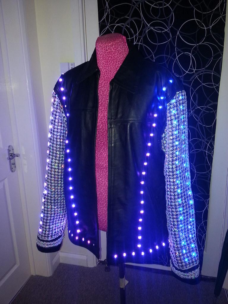 Sequined Jacket