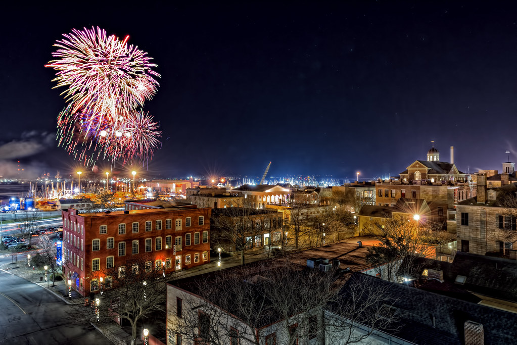 Happy New Year from New Bedford! | New Bedford, MA December ...