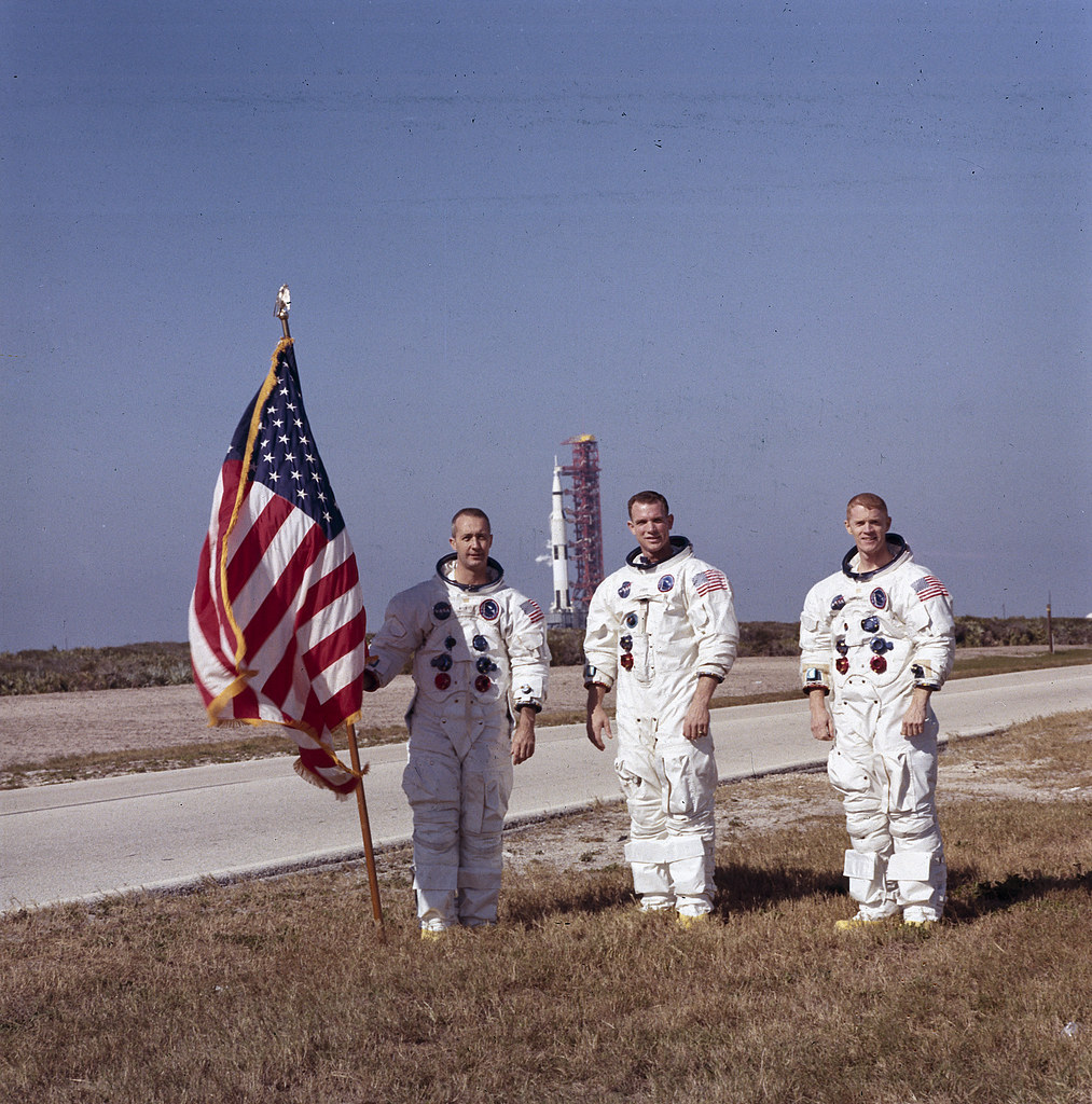 45th Anniversary Of Apollo 9 Archive NASA Marshall 03