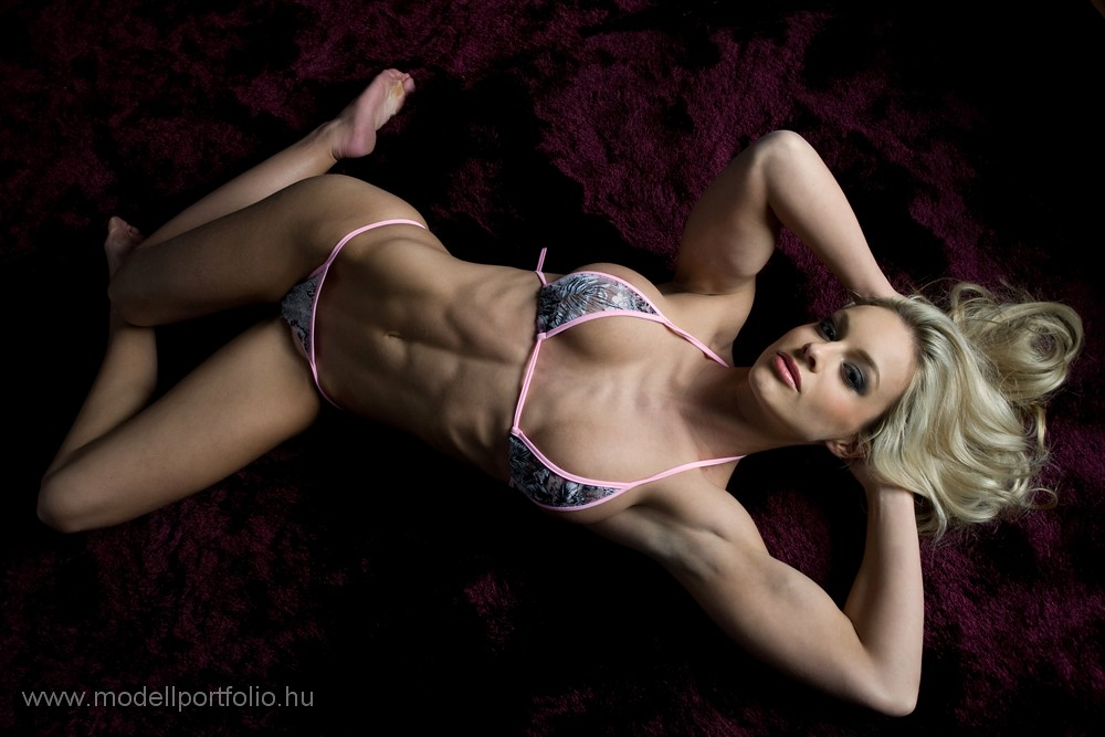 Noemi Olah | Noemi Olah IFBB Bikini Pro Fitness Model ...