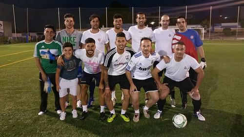 AionSur 27540538325_81c487f556_d Los Colitas y D'yaboo, a la final del Torneo Local de Fútbol 7 Deportes Fútbol