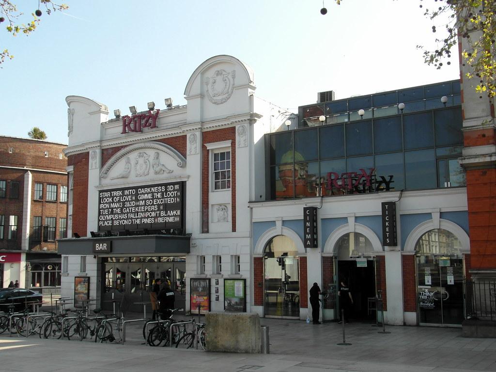 Cinéma art et essai et concerts au Ritzy à Brixton à Londres - Photo de Tom Bastin @ Flickr