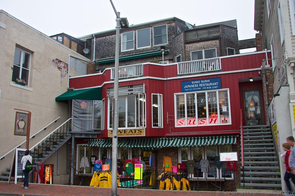 Thames Street Rhode Island