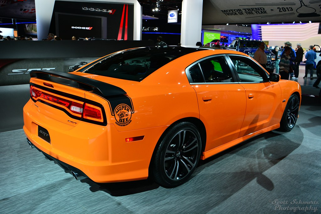 2014 Dodge Charger SRT8 Super Bee | www.facebook.com/ScottSc… | Flickr