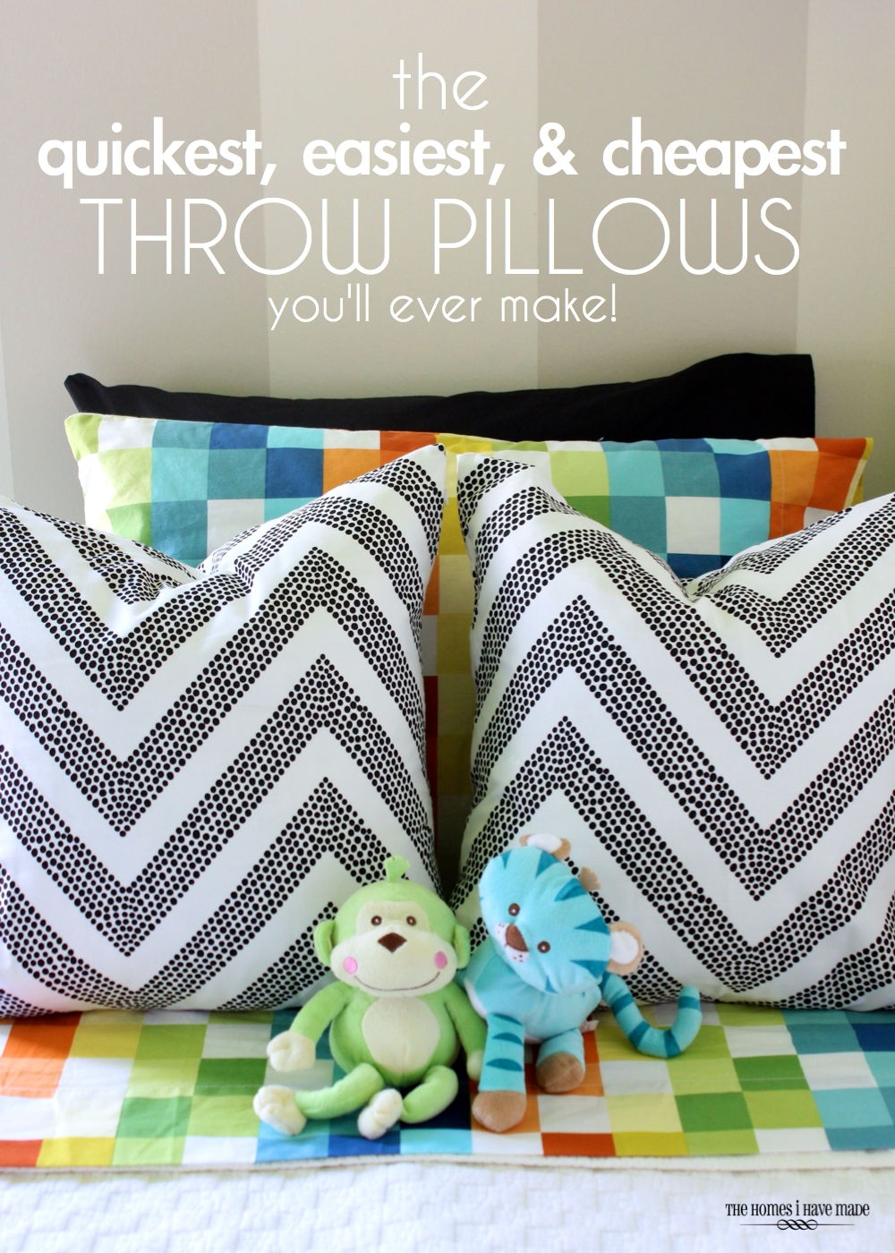Quick Easy Throw Pillows-001