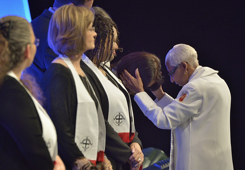 Deaconesses consecrated at Assembly 2014 in Louisville