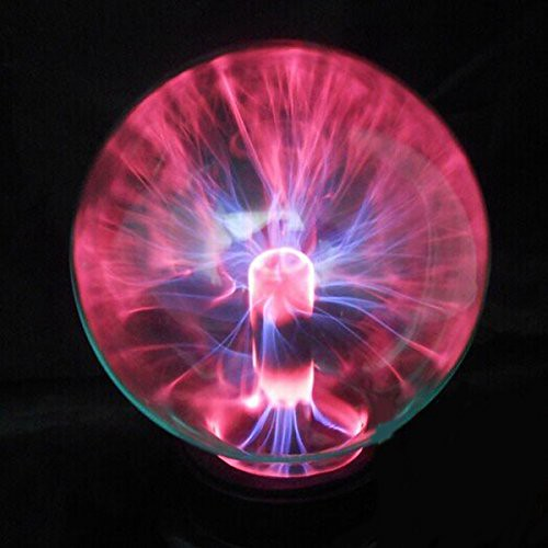 large electric plasma nebula ball - photo #15