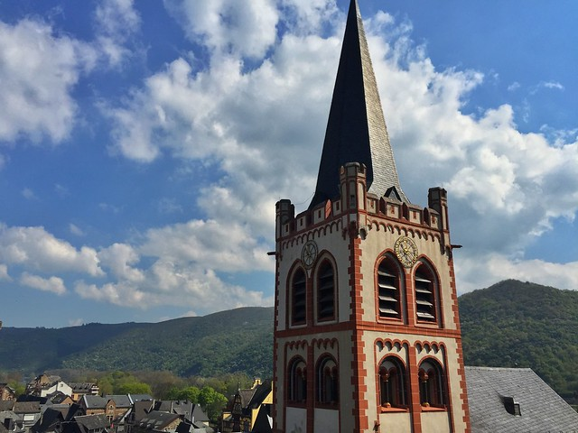 Peterskirche (Bacharach, Alemania)